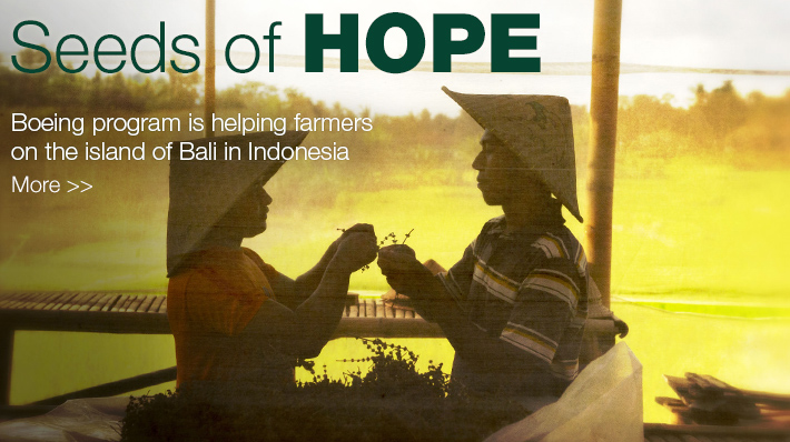 Bali Seeds of Hope
